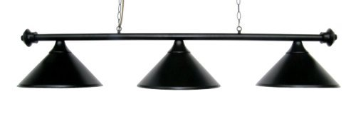 Metal Pool Table Light Billiard Lamp review