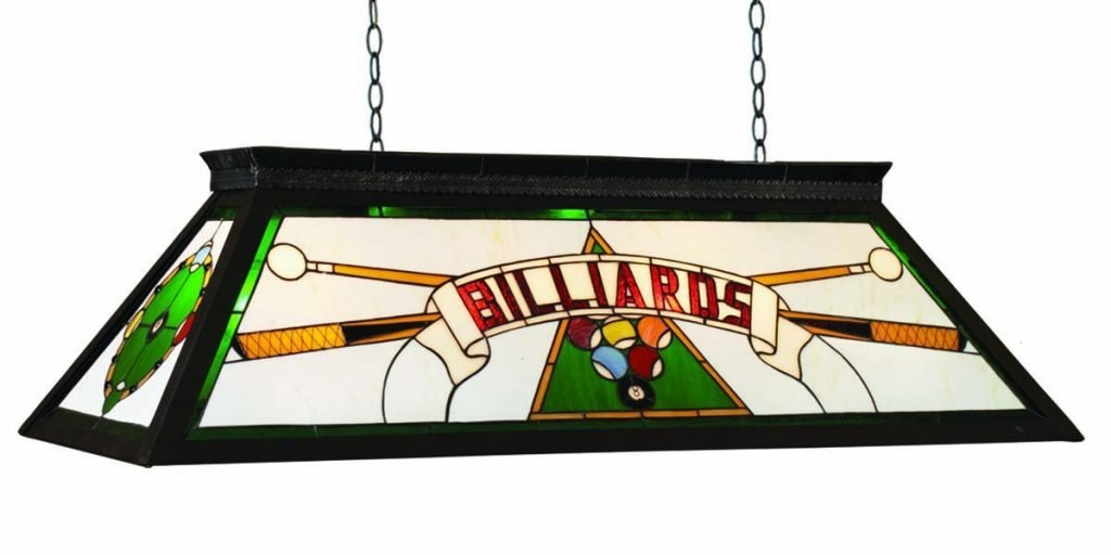 RAM Gameroom Products 44-Inch Billiard Table Light review