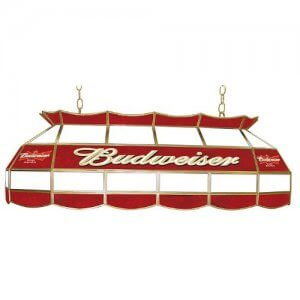 Budweiser 40 Inch Pool Table Light