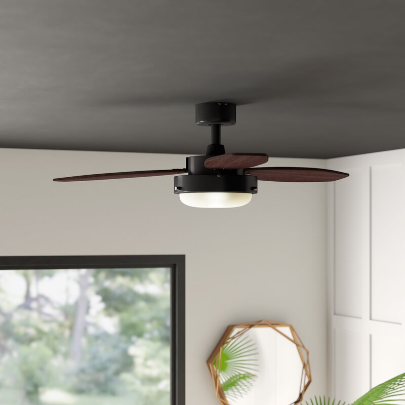 42 Corsa 3 Blade Standard Ceiling Fan with Remote Control